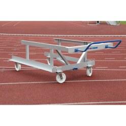 Sport-Thieme Hürdenwagen für Wettkampfhürden
