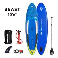 "Aqua Marina SUP-Board ""Beast"", 10'6"