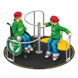 "Playparc Rollstuhlkarussell ""Orbiter"""
