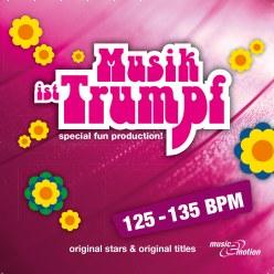 """CD """"Musik ist Trumpf"""""""