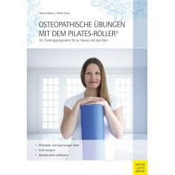 """Buch """"Osteopathische Übungen mit dem Pilates-Roller"""""""