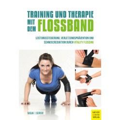 """Buch """"Training und Therapie mit dem Flossband"""""""
