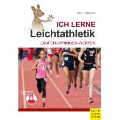 """Buch """"Ich lerne Leichtathletik"""""""