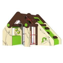 "Westfalia Spielhaus ""Kletterbutze Sweety"""