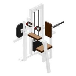"""Sport-Thieme® Trizeps-Maschine """"SQ"""""""