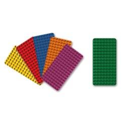 Biobuddi Bauplatten 6er-Set