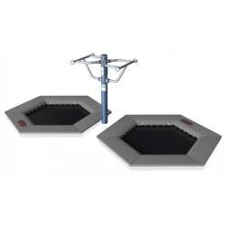 """Kompan Outdoor-Fitness-Station """"Jumper"""""""