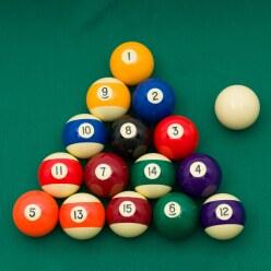 "Sportime® Billardkugeln ""Pool Sport"""