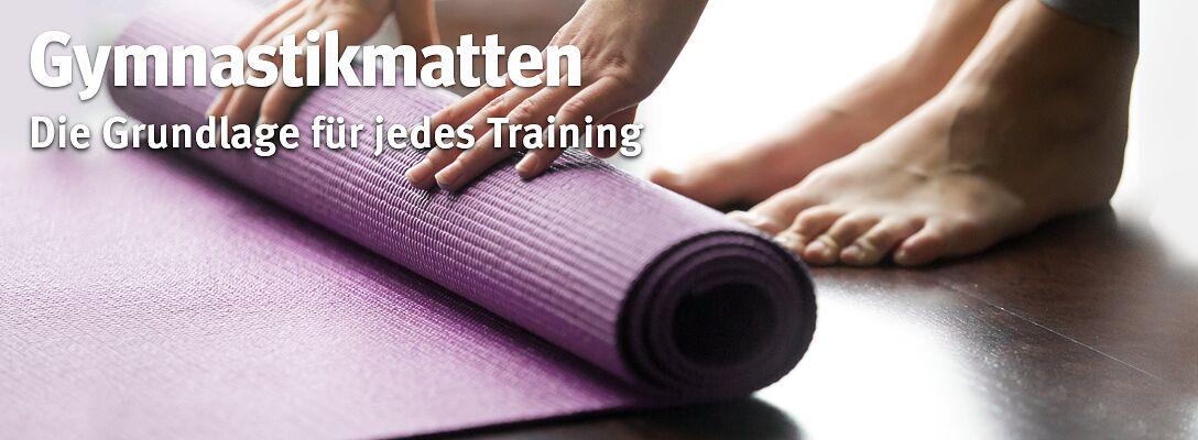 Gymnastikmatten – Mehr Komfort bei allen Übungen