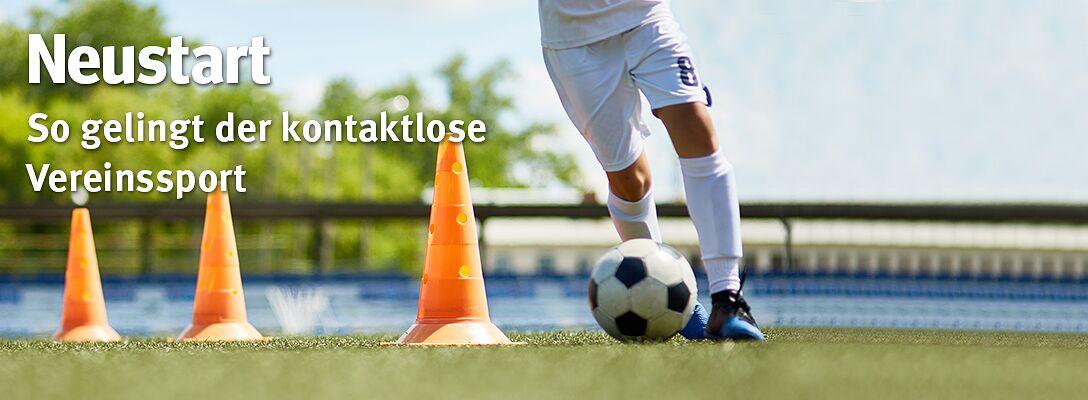 Neustart - So gelingt der kontaktlose Vereinssport