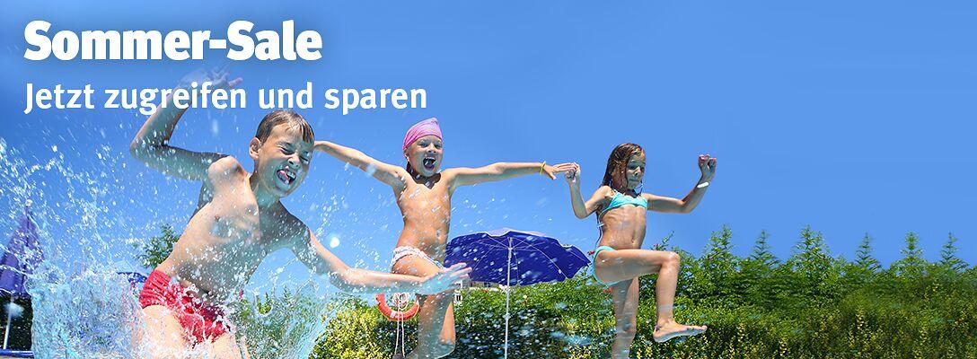 Sommer Sale - Jetzt sparen!
