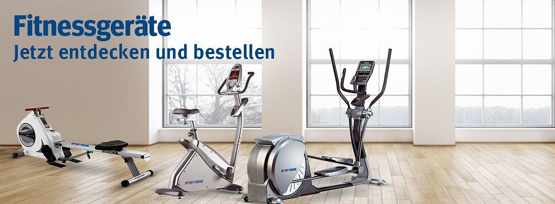 Fitnessgeräte - Jetzt entdecken und bestellen