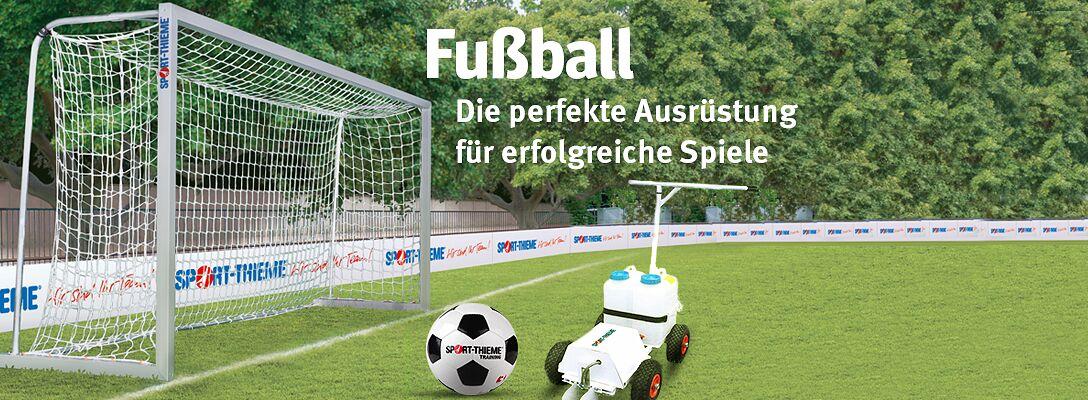 Fußball-Ausrüstung - alles für Training und Spiel