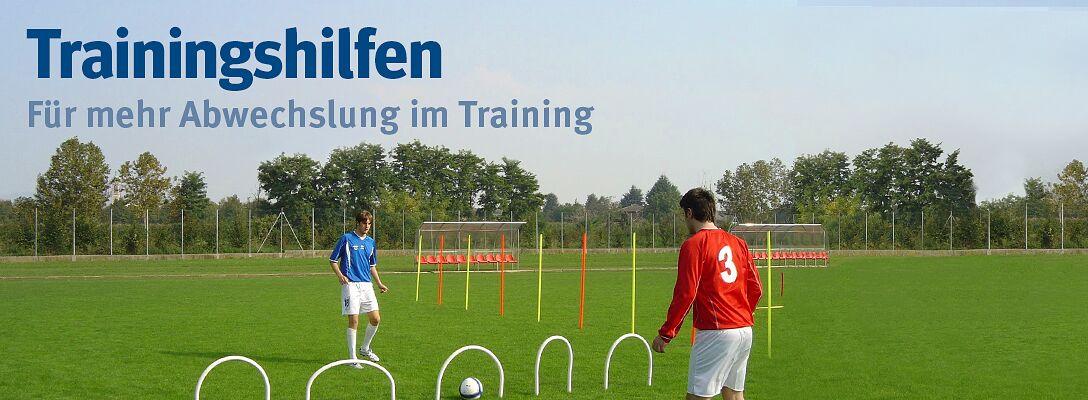 Trainingshilfen - Für mehr Abwechslung