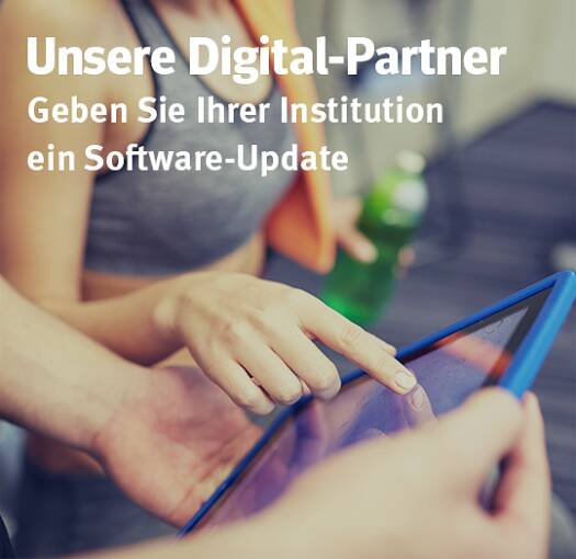 Unsere Digital-Partner