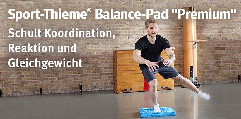 Balance-Pad- schult Koordination und Gleichgewicht