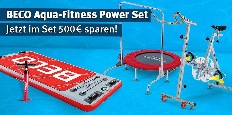 Beco Aqua-Fitness Power-Set - Jetzt 500€ sparen!
