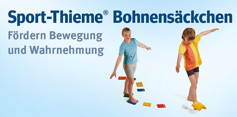 Sport-Thieme® Bohnensäckchen - Fördern Bewegung und Wahrnehmung