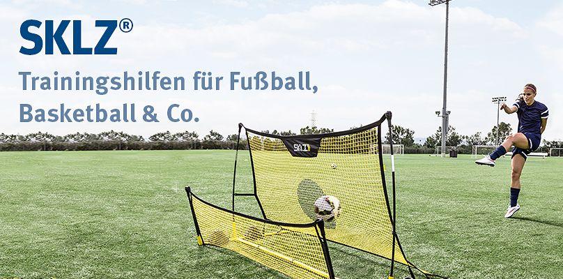 SKLZ Trainingshilfen für Fußball & Co.