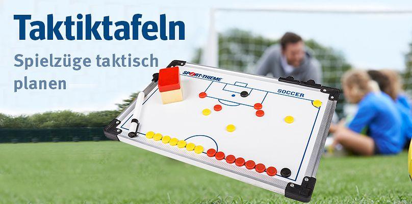 Taktiktafeln - Spielzüge taktisch planen