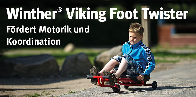 Winther Viking Foot Twister - Fördert Motorik und Koordination