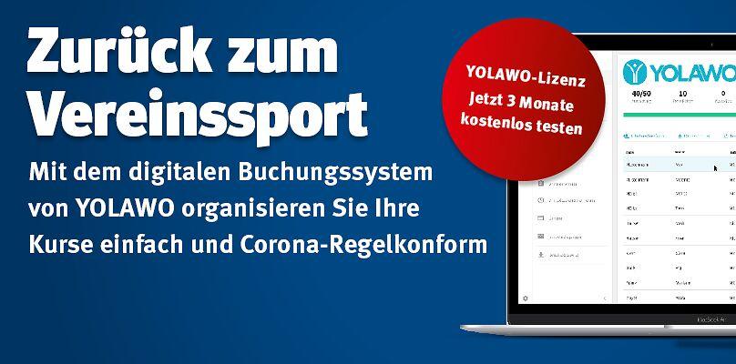 Yolawo - Das digitale Kurs-Buchungssystem