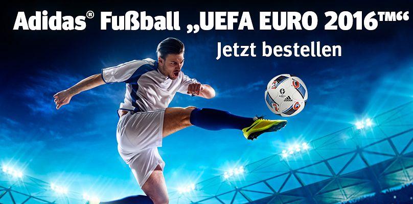 Der adidas® Fußball UEFA EURO 2016™ Ball