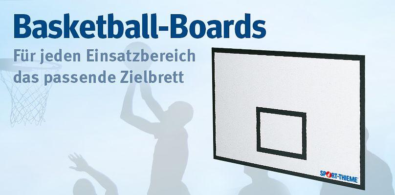 Basketball-Boards - Für jeden Einsatzbereich das passende Zielbrett