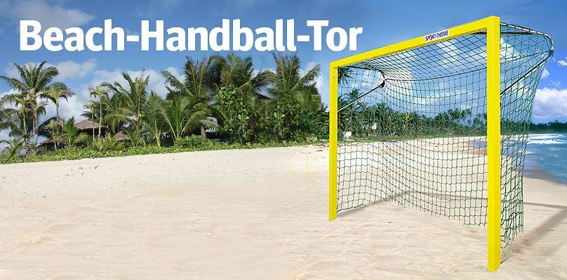 Das Beach-Handball-Tor von Sport-Thieme