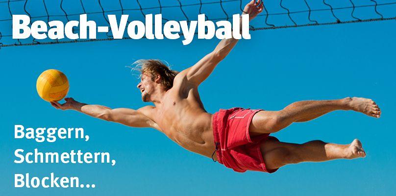 Beach-Volleyball - Der beliebte Outdoor-Sport