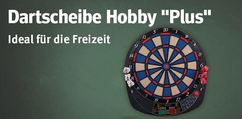 """Dartscheibe """"Hobby Plus"""" - Ideal für die Freizeit"""