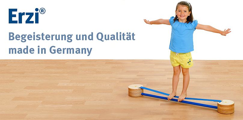 Erzi® - Qualität made in Germany