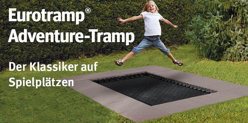 Eurotramp Adventure-Tramp: Der Klassiker auf Spielplätzen