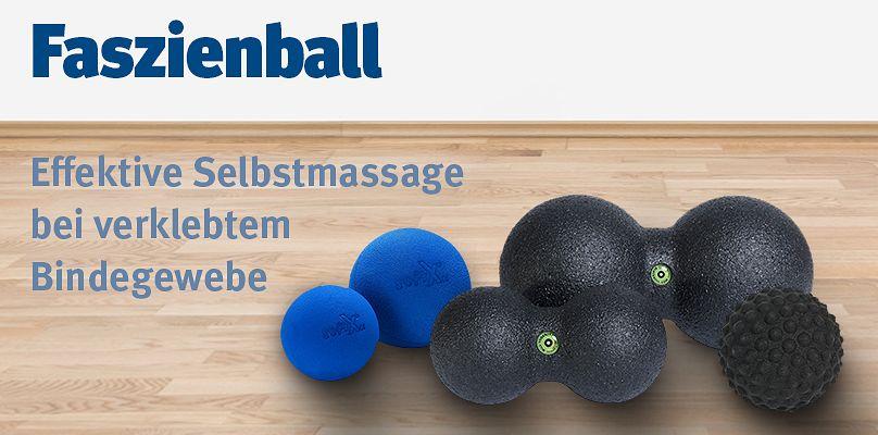 Faszienball - Effektive Slebstmassage bei verklebtem Bindegewebe