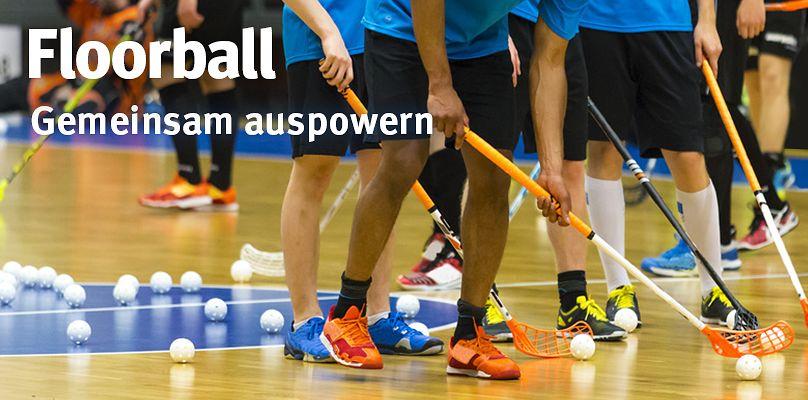 Floorball - Gemeinsam auspowern