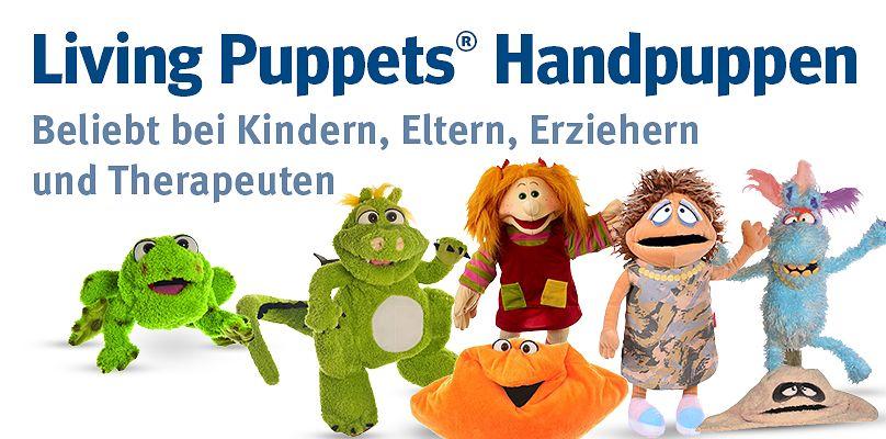 Living Puppets® Handpuppen