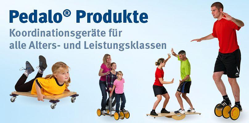 Pedalo Produkte - Koordinationsgeräte für alle!