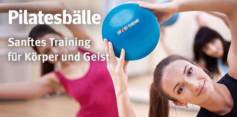 Pilates - Für Körper und Geist