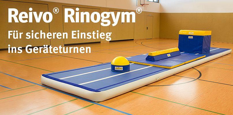 Reivo Rinogym - Für sicheren Einstieg ins Geräteturnen