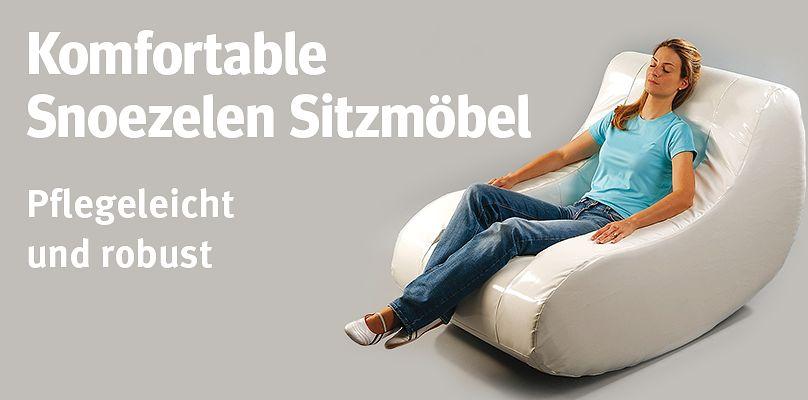 Komfortable Snoezelen Sitzmöbel - Pflegeleicht und robust