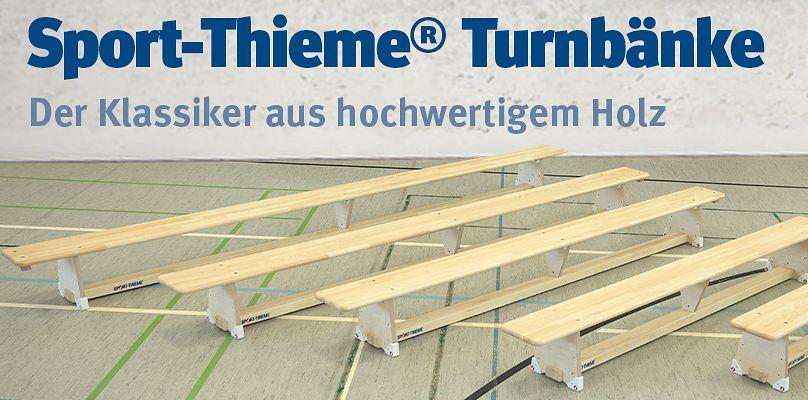 Sport-Thieme® Turnbänke