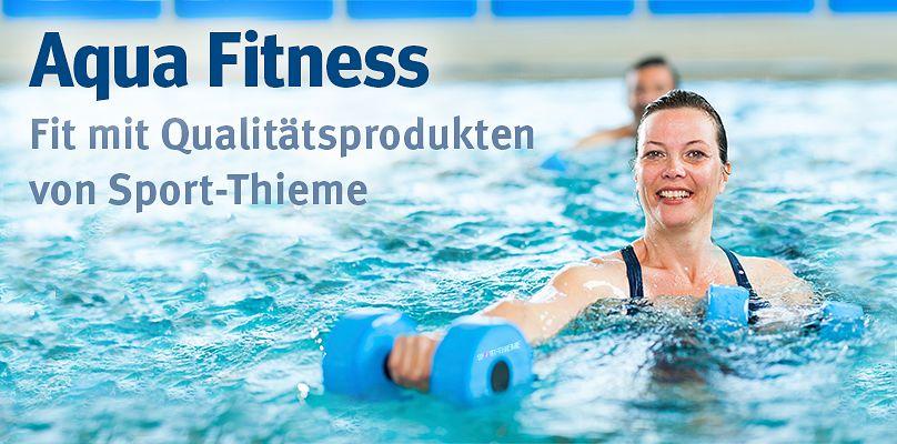 Aqua-Fitness - Fit mit Sport-Thieme