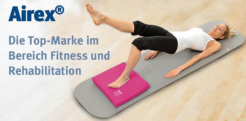 Airex - Die Top-Marke im Bereich Fitness und Therapie