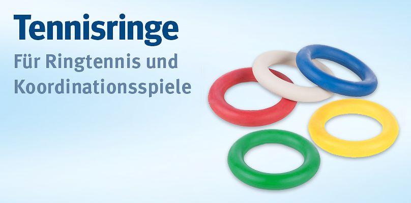 Tennisringe - Für Ringtennis und Koordinationsspiele