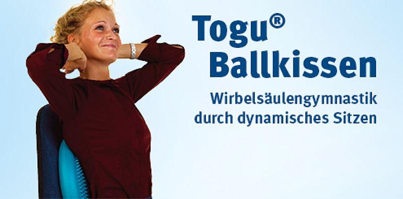 Togu-Ballkissen bei Sport-Thieme
