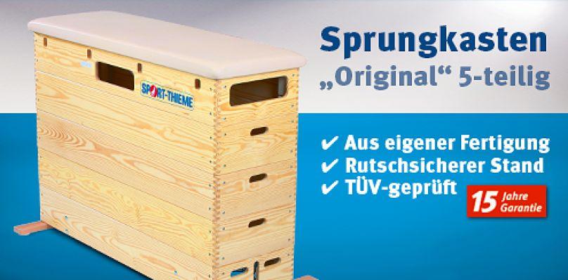 """Sprungkasten """"Original"""" von Sport-Thieme"""